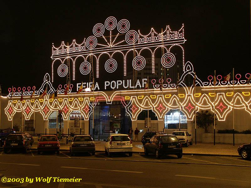 Entre Campos - Feira Popular de Lisboa