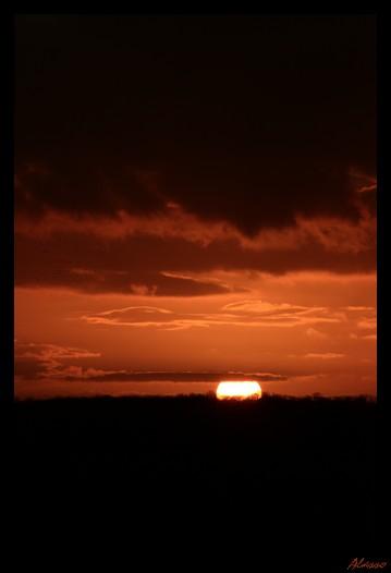 Entre Ciel et Terre...Il y a le Soleil...