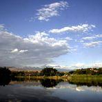 Entre el cielo y el agua