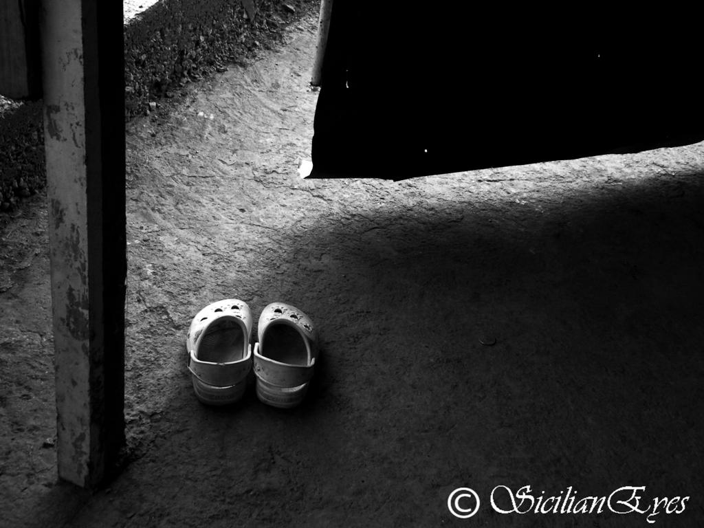 Entre la luz y la sombra....