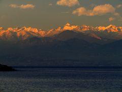 Entre montagnes et mer