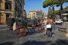 Entschleunigung  - Rom  -