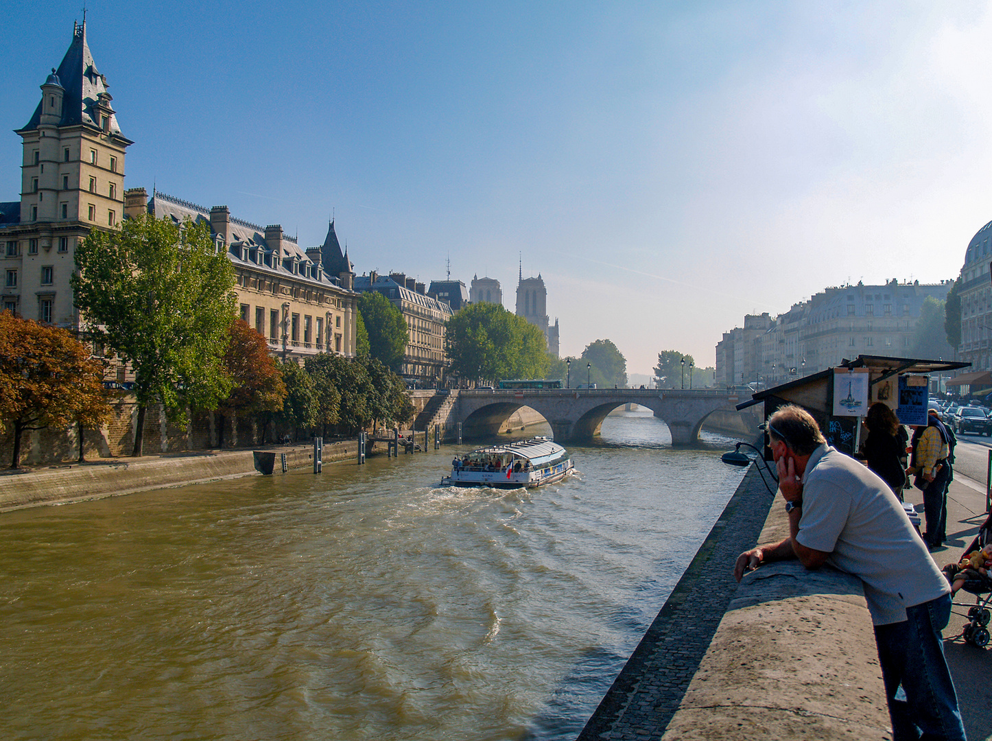 Entspannen am Fluss
