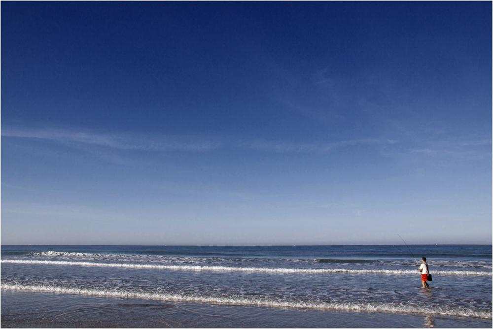 Entspannung am Atlantik