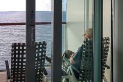 Entspannung auf See