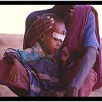 Entzug der Menschenrechte: kein Wasser, kein Brot...