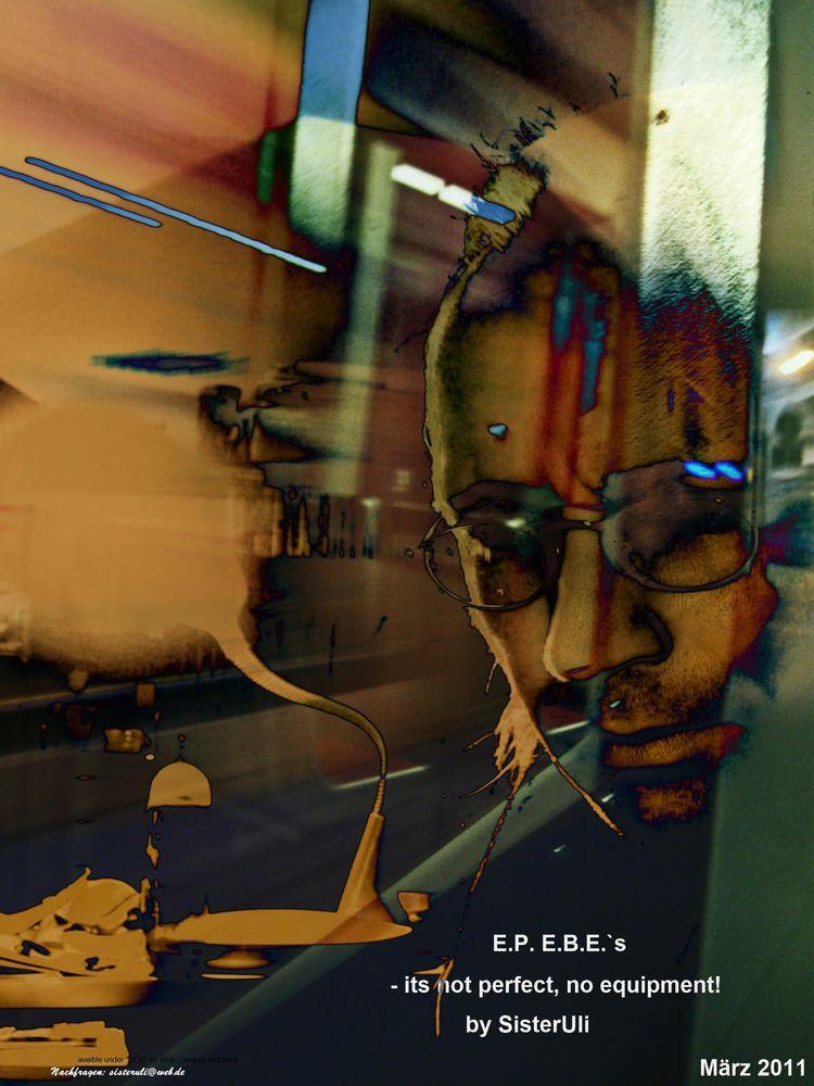 """EP THESisterUliProject - E.P. - """" E.B.E. s"""""""