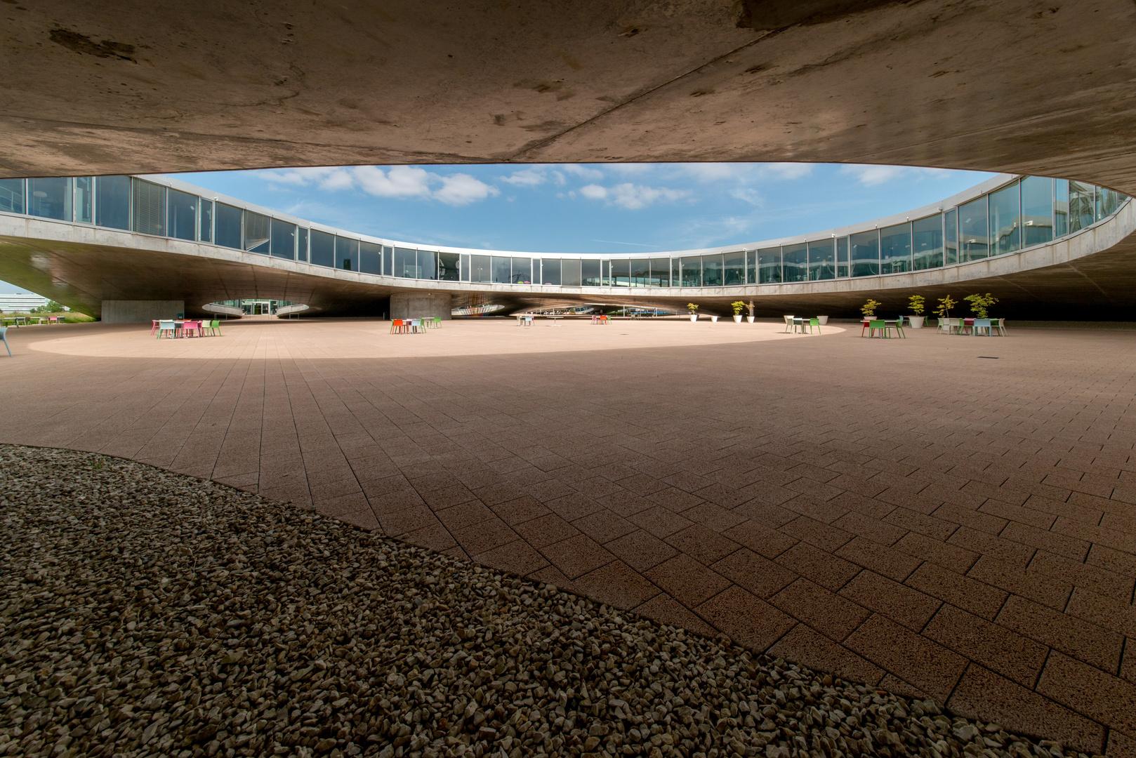 EPFL Lausanne - Rolex Learning Center