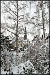 Eppingen im Winter 2010