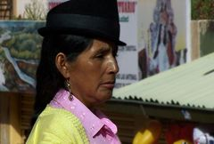 Equadorianerin