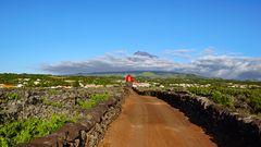 Er dominiert die Insel - der Pico