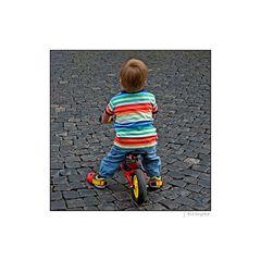 - er trainiert schon für die Tour de France -
