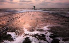Er und das Meer