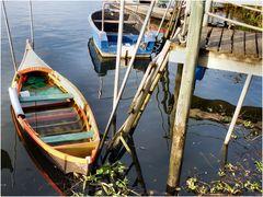 Era una volta una barca piena d`acqua...