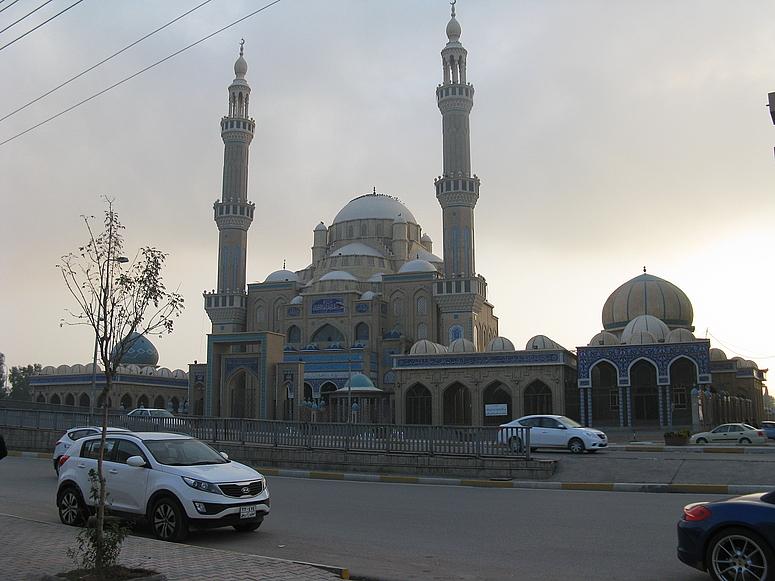erbil - great mosque
