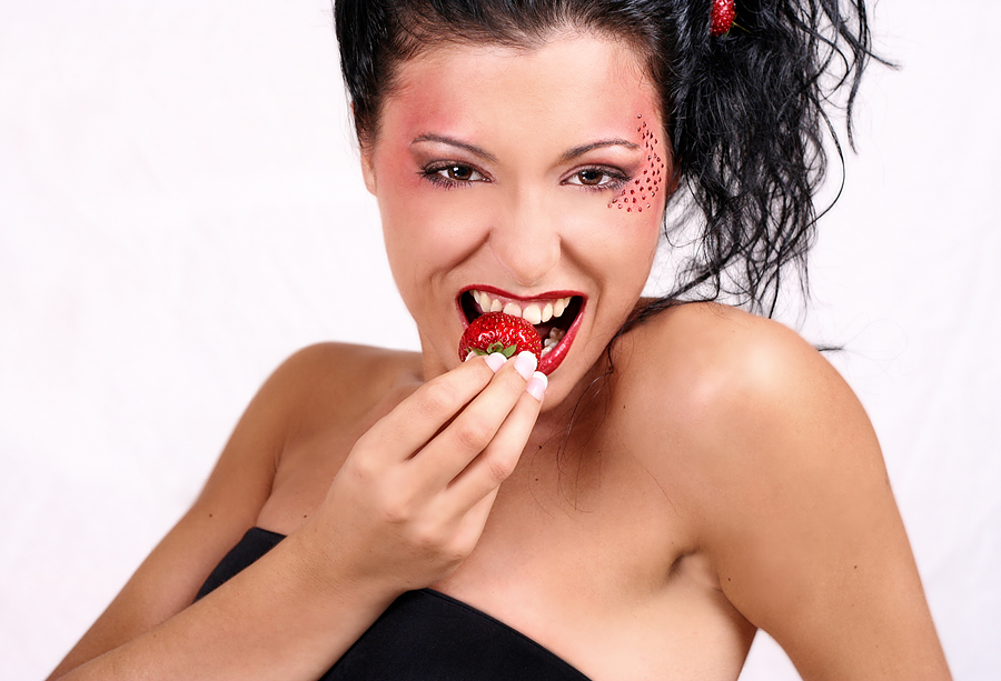 *Erdbeere* - Fruits & Colors