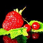 Erdbeere vs Johannisbeeren