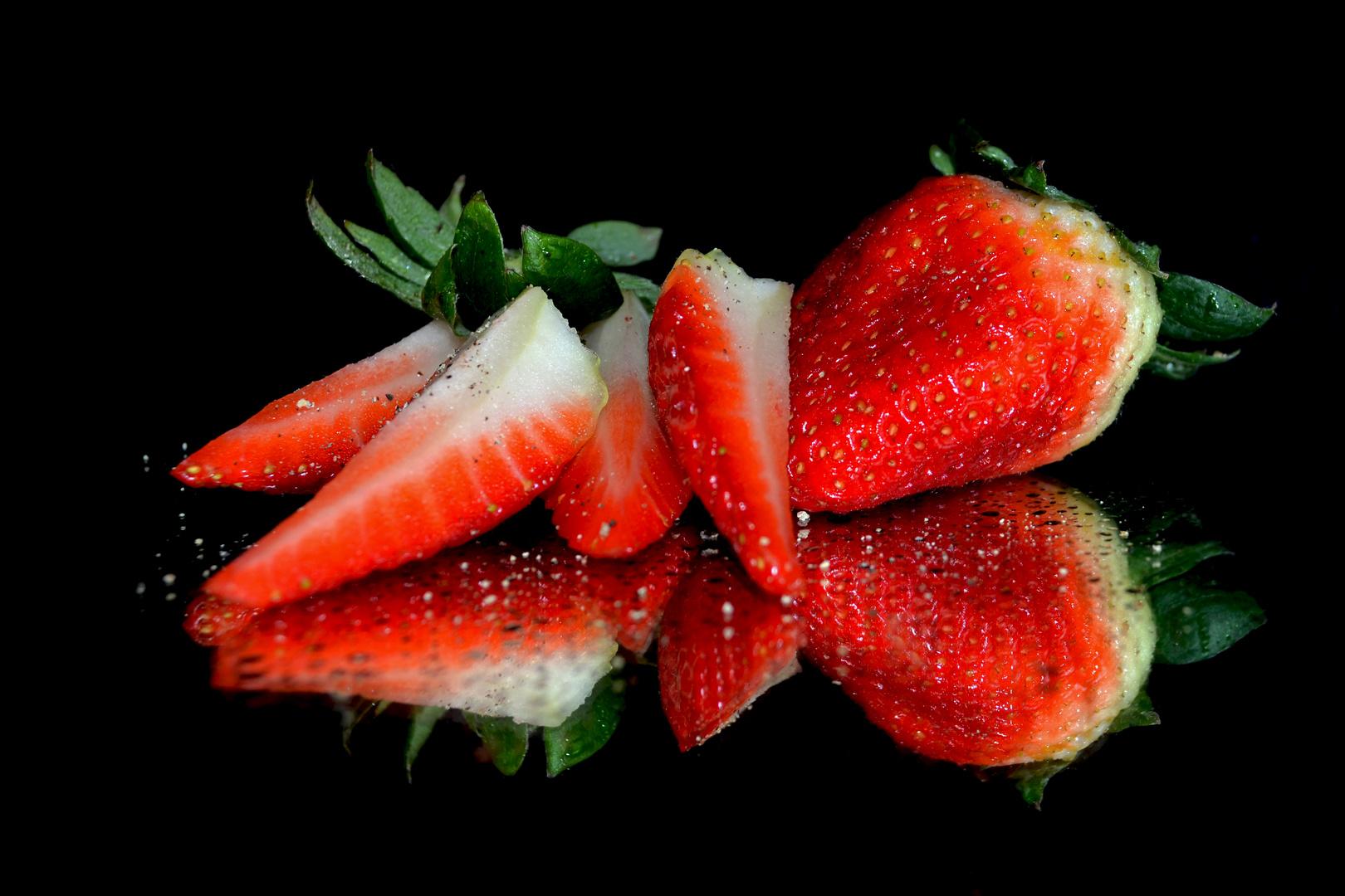 ~ Erdbeeren ~