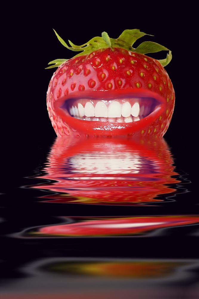 Erdberrmund