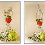 Erdbeerprosecco
