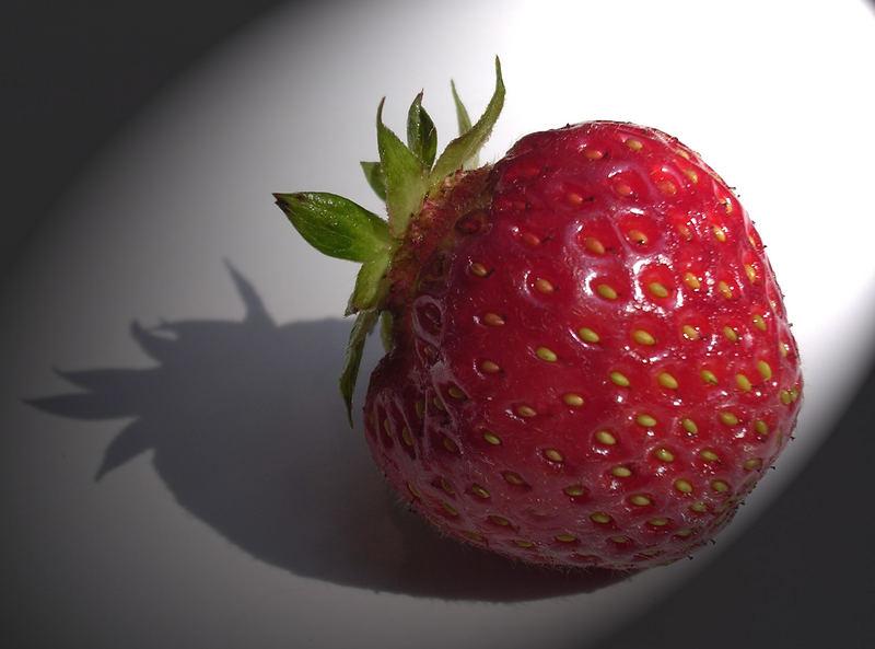 Erdbeershooting