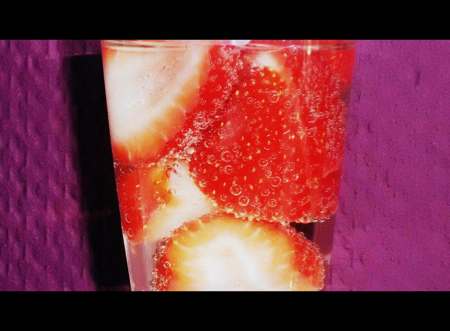 Erdbeerzeit !
