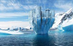 Erderwärmung - Schlechte Zeiten für Eisschlösser!