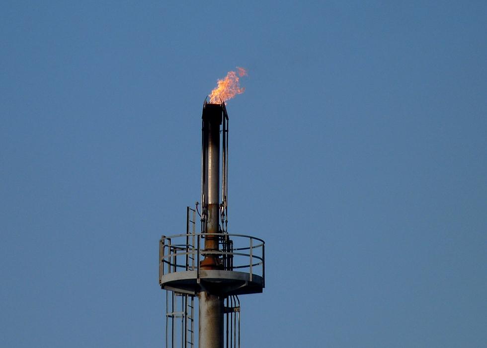 ". . "" Erdgas genug ?"""