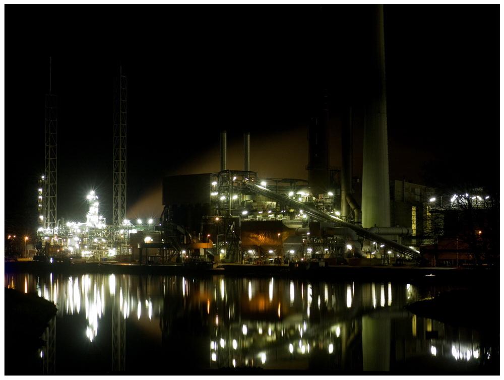 Erdöl-Raffinerie Lingen