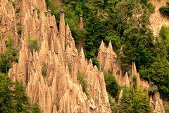 Erdpyramiden am Ritten