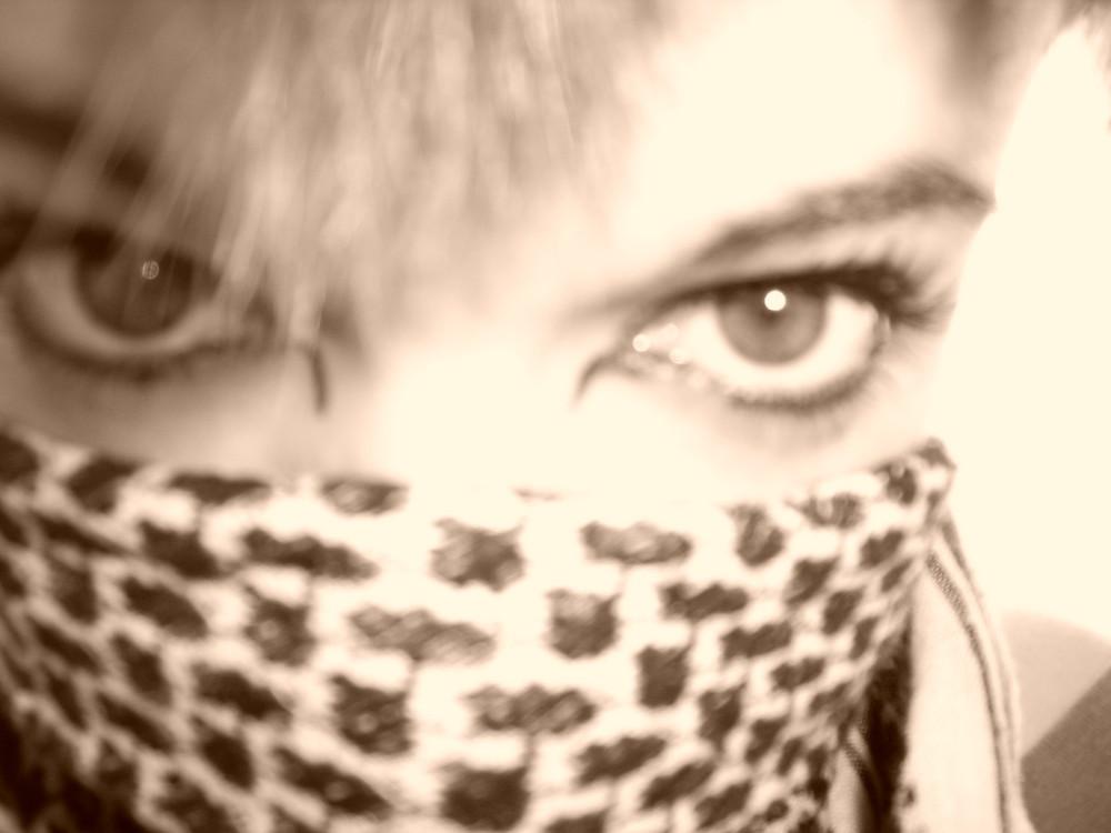 eres capaz de atravesar apariencias? tienes los ojos tan afilados? si es así, adelante