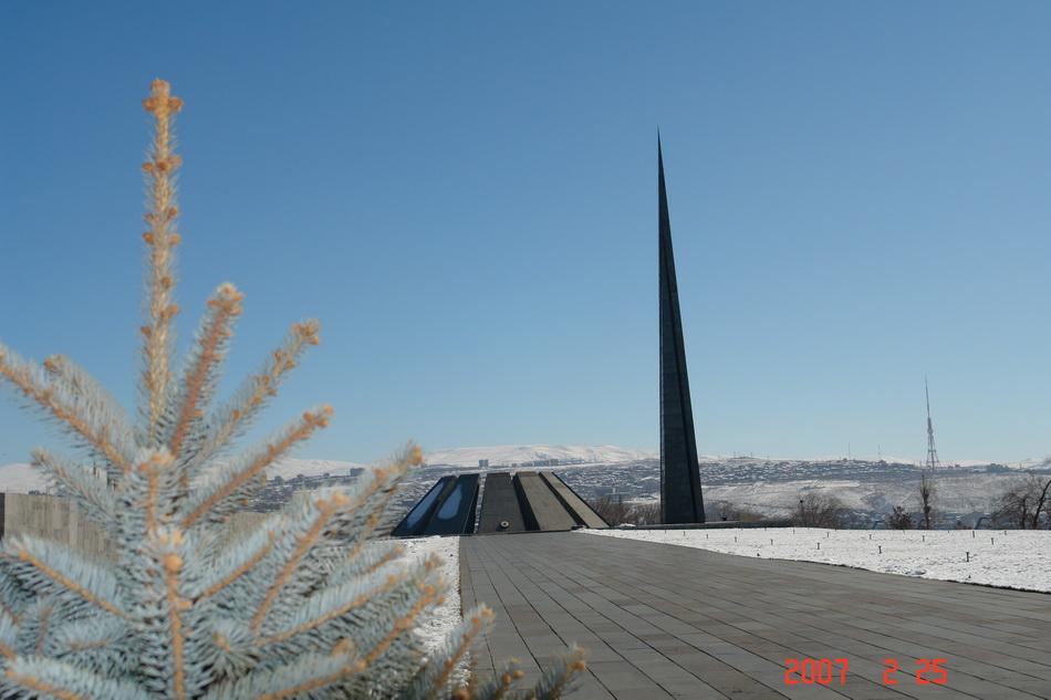 Erevan,Chicernakaberd