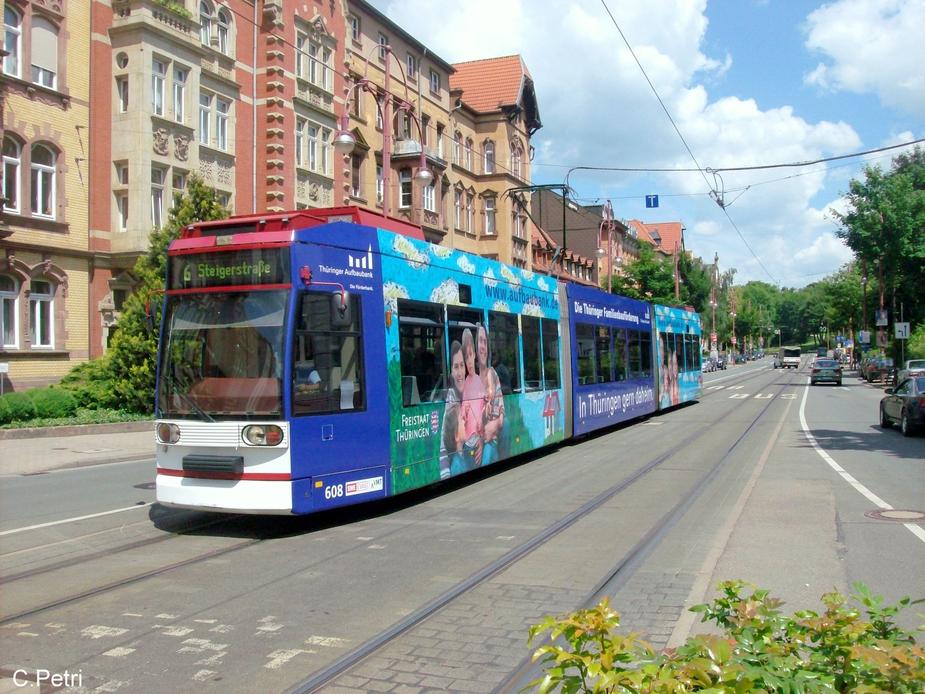 Erfurt: 608