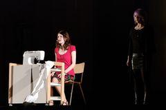 Erfurt 76 -3- --- Theater gegen das Vergessen