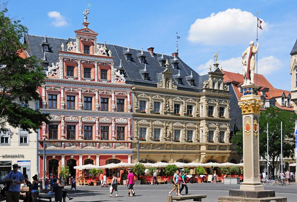 Erfurt Altstadt 4