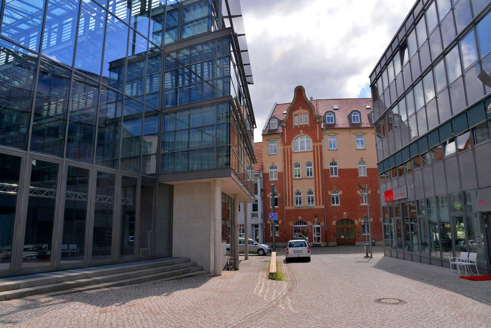 Erfurt, Bilder einer schönen Stadt V (imágenes de una bella ciudad V)
