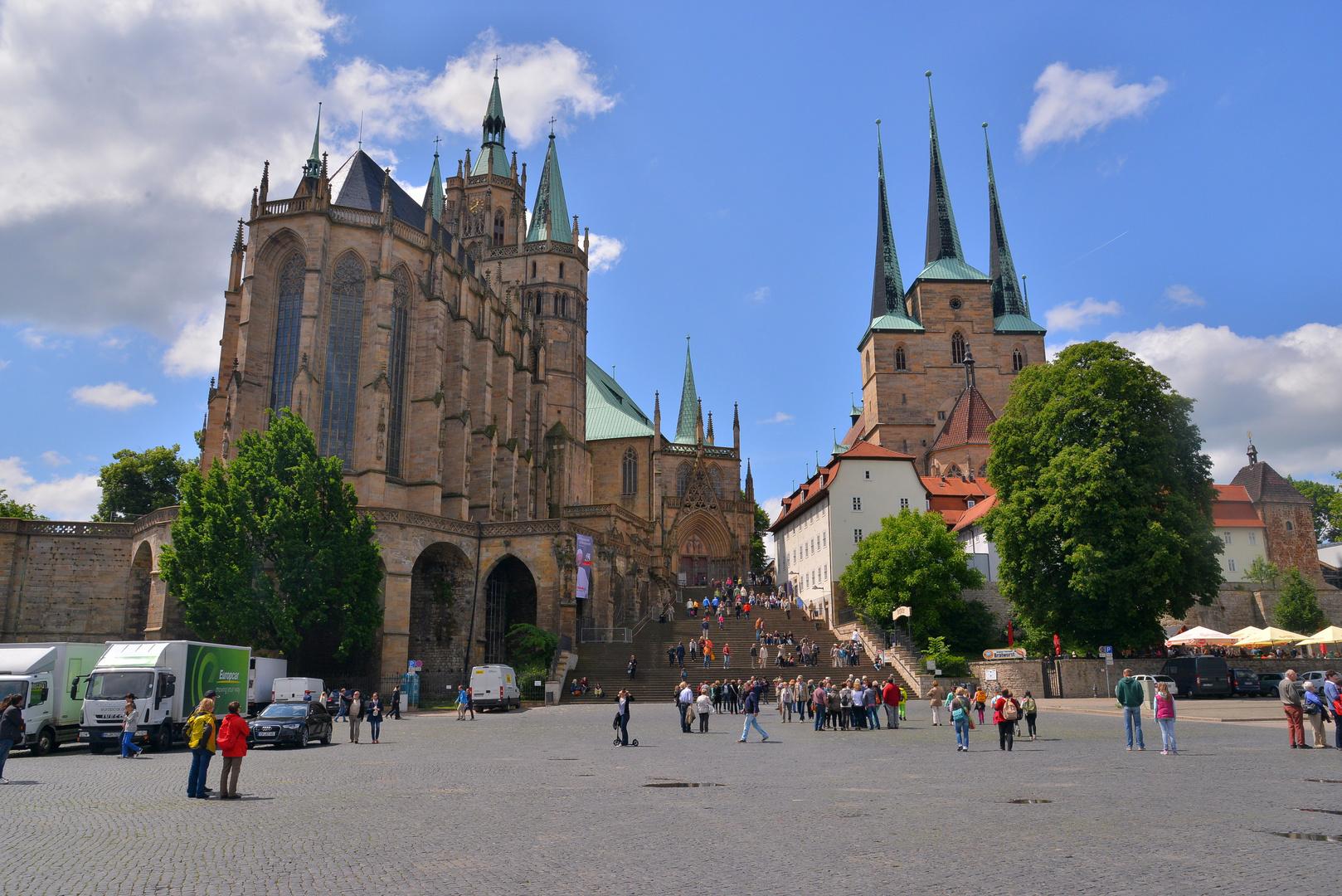Erfurt, Bilder einer schönen Stadt VI (imágenes de una bella ciudad VI)