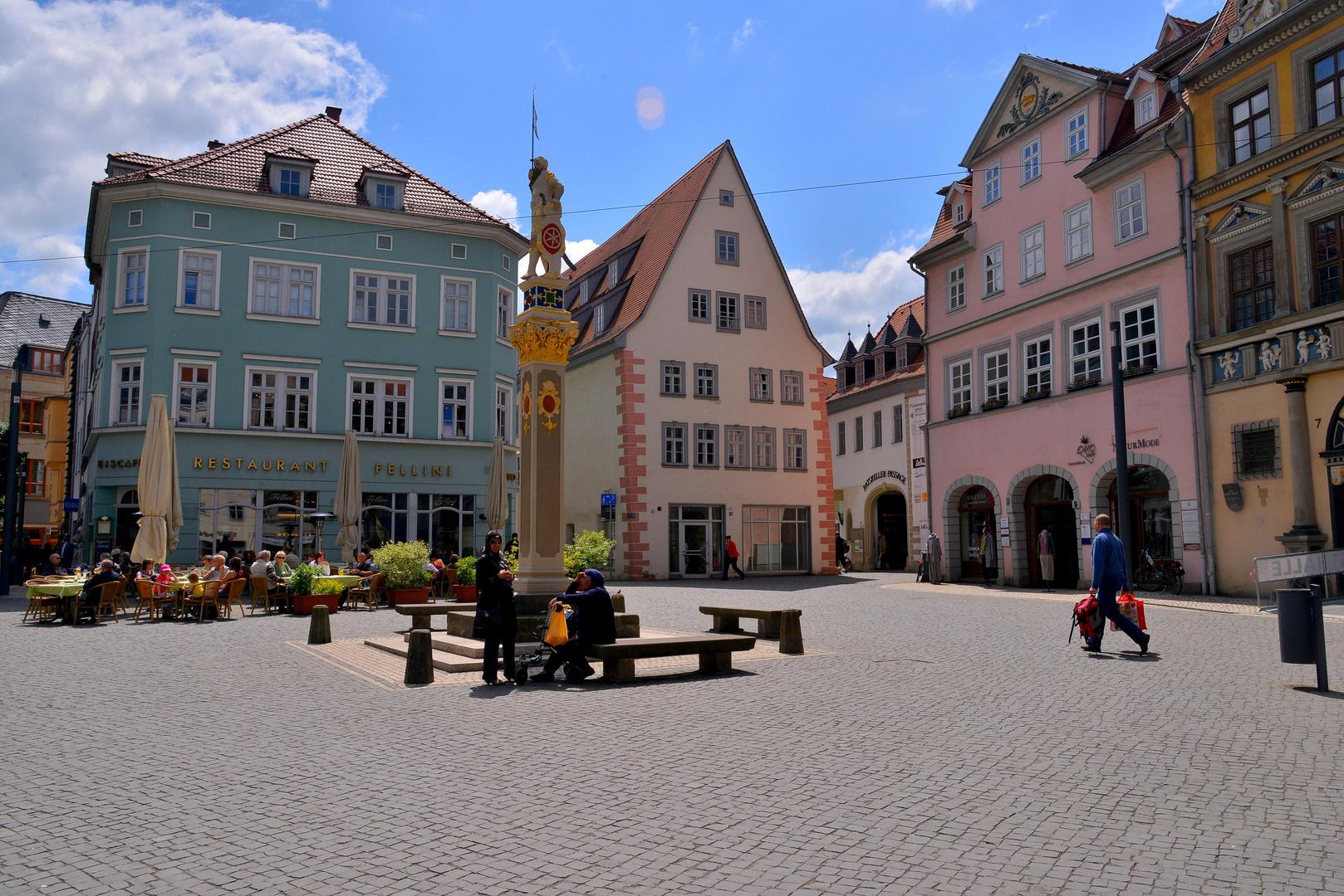 Erfurt, Bilder einer schönen Stadt X (imágenes de una bella ciudad X)