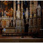 Erfurt, catedral, interior (Dom)