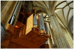 Erfurt, catedral, órgano