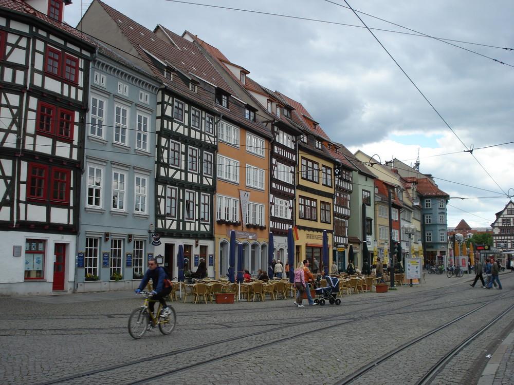 Erfurt im Mai 2007