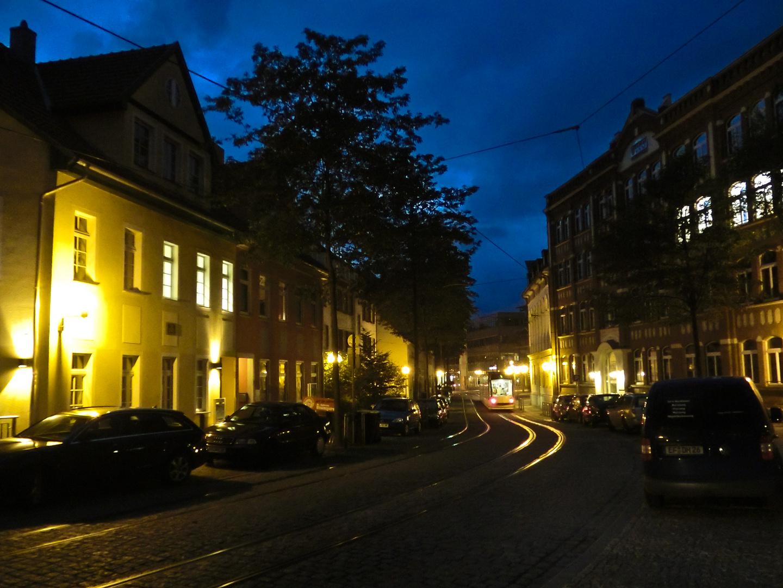 Erfurt leuchtet