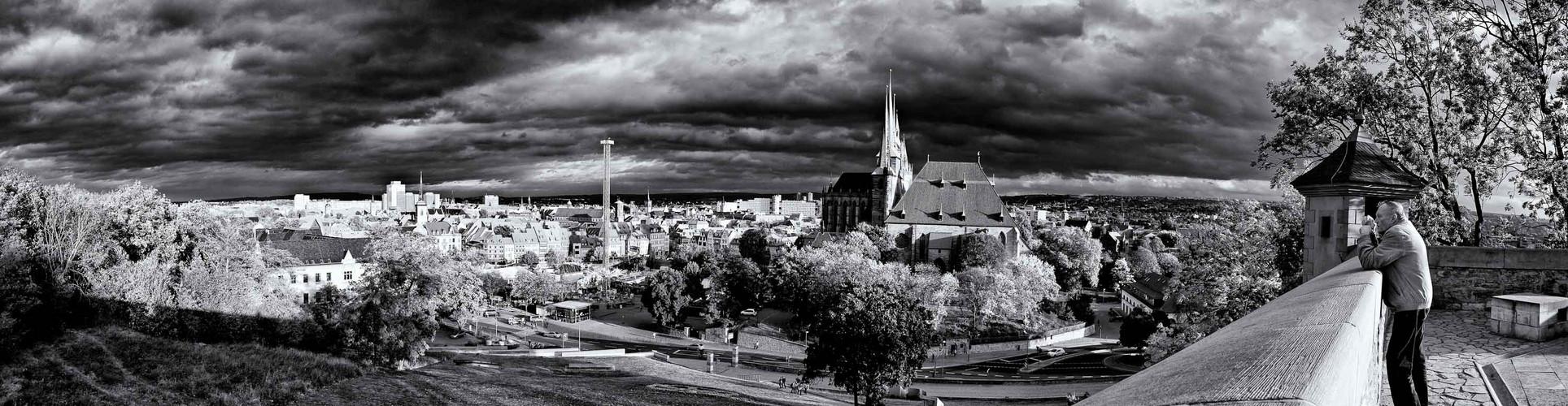 Erfurt-Panorama