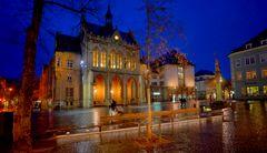 Erfurt, Rathaus (Erfurt, ayuntamiento)