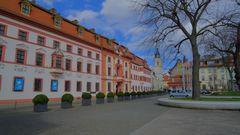 Erfurt, Staatskanzlei (Erfurt, cancillería)