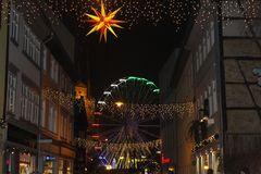 Erfurt zur Weihnachtszeit