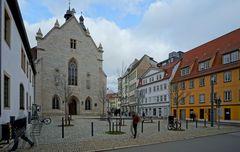 Erfurter Ansicht, 3 (una vista de Erfurt, 3)