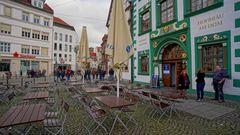 Erfurter Ansicht, 4 (una vista de Erfurt, 4)