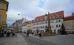 Erfurter Ansicht (una vista de Erfurt)