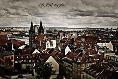 Erfurter Dächer